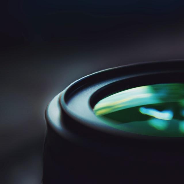 Metrics at DxOMark. Image of a lens.